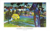 Murnau (1908) Art by Wassily Kandinsky