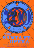 The Santa Fe Opera Collectable Print by Robert Indiana