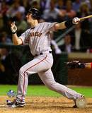 Buster Posey Game Four of the 2010 World Series Home Run Photo