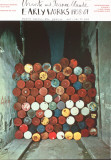 Wall of Barrels Poster by Christo 
