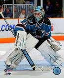 San Jose Sharks Antti Niemi 2010-11 Action Photo
