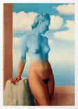 Die schwarze Magie Kunstdrucke von Rene Magritte