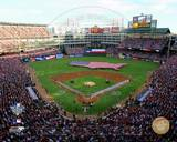 Rangers Ballpark in Arlington Game Three of the 2010 World Series Photographie