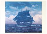 Le Seducteur Plakat autor Rene Magritte