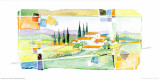 Italian Views I Prints by C. Laffitte