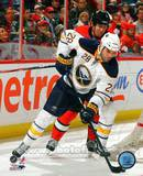 Paul Gaustad 2010-11 Action Photo