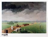 Die illustrierte Jugend Poster von Rene Magritte
