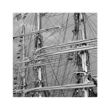 Graceful Sailing Yatch II Prints by Carl Ellie