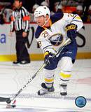 Jason Pominville 2010-11 Action Photo