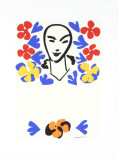 The Sculpture of Matisse Serigraph by Henri Matisse
