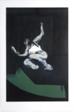 Lying Figure No^ 3 Print by Francis Bacon