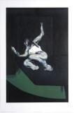 Lying Figure No^ 3 Planscher av Francis Bacon