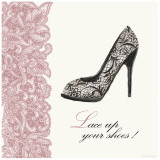 Lace up Your Shoes Prints by Marco Fabiano