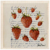 Fraises Art by Pascal Cessou