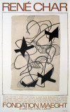 Rene Char Poster by Georges Braque