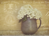 Heirloom Bouquet II Prints by Cristin Atria