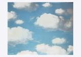 Der Fluch Kunstdrucke von Rene Magritte
