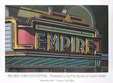Empire Serigraph by Robert Cottingham