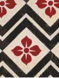 Zigzag Textile Kunstdrucke von Hope Smith