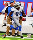 Calvin Johnson 2010 Action Photo