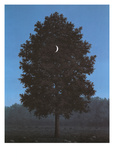 Le seize septembre Affiches par Rene Magritte
