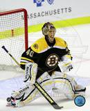 Tuukka Rask 2010-11 Action Photo