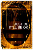Just Be Posters by Pascal Normand
