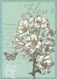 Fleur Nouveau Poster by Devon Ross