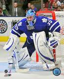 Toronto Maple Leafs Jean-Sebastien Giguere 2010-11 Action Photo