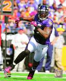 Terrell Suggs 2010 Action Photo