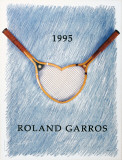 Roland Garros, 1995 Collectable Print by Donald Lipski