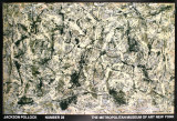 Number 28 Collectable Print by Jackson Pollock