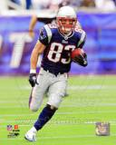 Wes Welker 2010 Action Photo