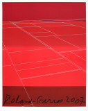 Roland Garros, 2007 Samletrykk av Kate Shepherd