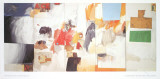 Ace Prints by Robert Rauschenberg