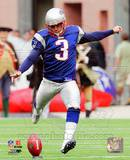 Stephen Gostkowski 2010 Action Photo