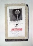 An Etching & a Lithograph Collectable Print by David Hockney
