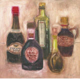 Balsamic Vinegar Sketch Prints by Maret Hensick