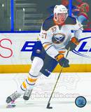 Tyler Myers 2010-11 Action Photo