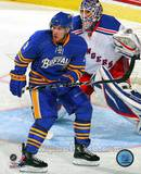 Derek Roy 2010-11 Action Photo