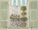 French Shutters I Prints by Stefania Ferri