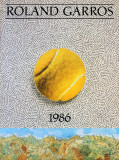 Roland Garros Collectable Print by Jiri Kolar