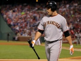 Texas Rangers v. San Francisco Giants, Game 5:  Pat Burrell Photographic Print by Doug Pensinger