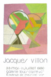 Galerie Louis Carre Collectable Print by Jacques Villon