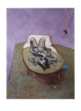 Reclining Figure Prints by Francis Bacon