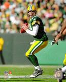NFL Aaron Rodgers 2010 Action Photo