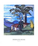 Fohn Print by Herman Hesse