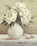 Peonies II Prints by Danielle Nengerman
