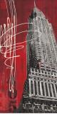Lexington Avenue Icon Prints by Evangeline Taylor