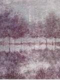 Shimmering Plum Landscape I Posters par Jill Schultz McGannon